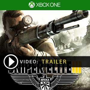 Sniper Elite 3 Xbox One en boîte ou à télécharger