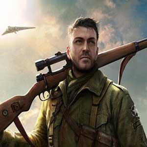 Sniper Elite 4 Furtif