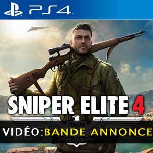 Sniper Elite 4 Vidéo de la bande annonce
