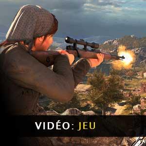 Sniper Elite 4 Vidéo de jeu