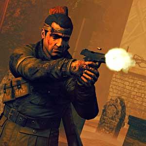 Sniper Elite Nazi Zombie Army 2 HeadShot