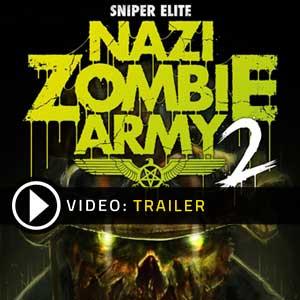 Acheter Sniper Elite Nazi Zombie Army 2 clé CD Comparateur Prix