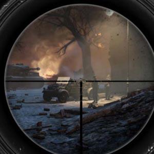 Sniper Elite V 2 Viseur Sniper