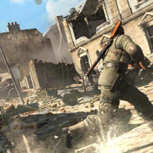 Sniper Elite V 2 Combat