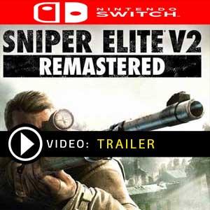 Sniper Elite V2 Remastered Nintendo Switch en boîte ou à télécharger