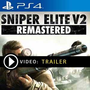 Sniper Elite V2 Remastered PS4 en boîte ou à télécharger