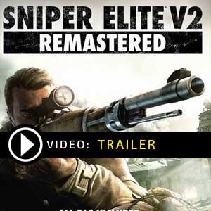 Acheter Sniper Elite V2 Remastered Clé CD Comparateur Prix