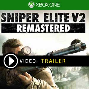 Sniper Elite V2 Remastered Xbox One en boîte ou à télécharger