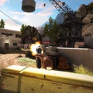 Sniper Elite VR - Pistolet