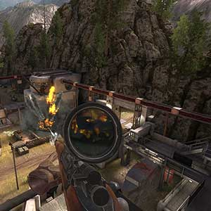 Sniper Elite VR - Sniper