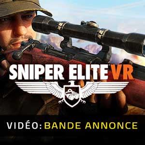 Sniper Elite VR Bande-annonce vidéo