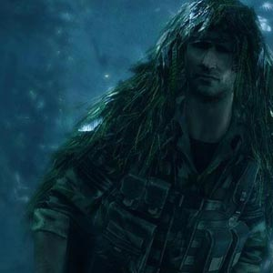 Sniper Ghost Warrior - Personnage