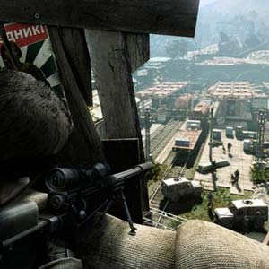Sniper Ghost Warrior 2 Gameplay
