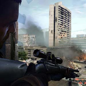 Sniper Ghost Warrior 2 Scénario