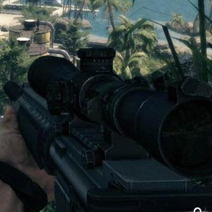 Sniper Ghost Warrior - Arme