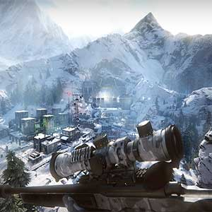 Sniper Ghost Warrior Contracts 2 Fusil d