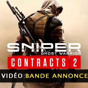 Sniper Ghost Warrior Contracts 2 Bande-annonce vidéo