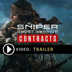 Acheter Sniper Ghost Warrior Contracts Clé CD Comparateur Prix