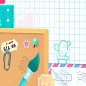 Snipperclips Cut it out together Basketball