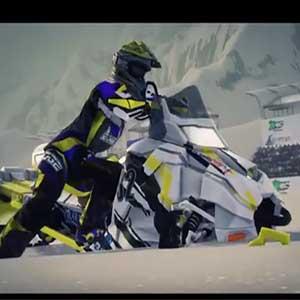 thrilling race