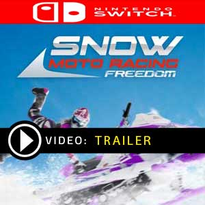 Snow Moto Racing Freedom Nintendo Switch en boîte ou à télécharger