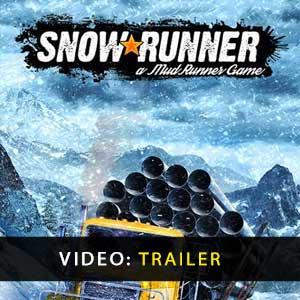 SnowRunner bande-annonce vidéo