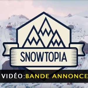 Snowtopia Ski Resort Builder Bande-annonce Vidéo