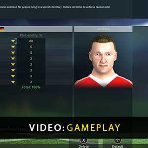 Soccer Tactics & Glory Gameplay Video
