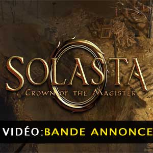 Solasta Crown Of The Magister Bande-annonce Vidéo
