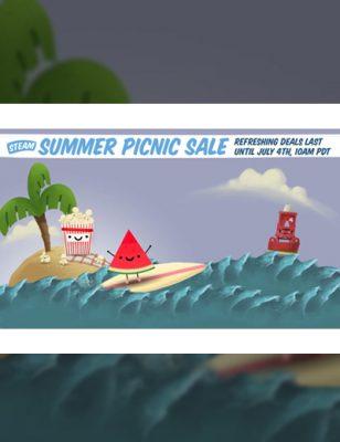 Meilleures ventes des soldes Picnic de l'Été Steam
