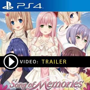 Song of Memories PS4 en boîte ou à télécharger