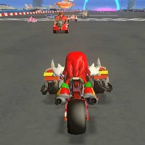 Sonic All Stars Racing Transformed - Moto