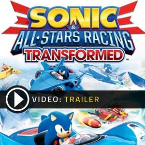 Acheter Sonic All Stars Racing Transformed clé CD Comparateur Prix