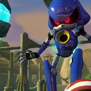 Sonic Boom Rise of Lyric Nintendo Wii U Personnage