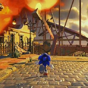 Combattez des hordes de robots comme Modern Sonic
