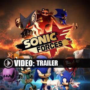 Acheter Sonic Forces Clé Cd Comparateur Prix