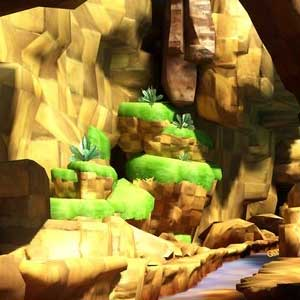 Sonic Generations - Niveau