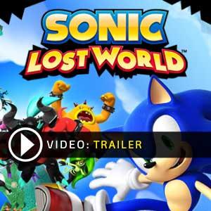 Acheter Sonic Lost World Clé Cd Comparateur Prix