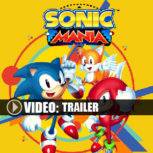 Acheter Sonic Mania Clé Cd Comparateur Prix
