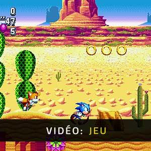 Sonic Mania Vidéo de gameplay