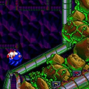 Sonic Spinball Monde