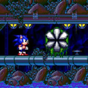 Sonic Spinball jeu vidéo pinball