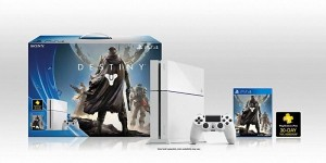 Pack PS4 White Destiny