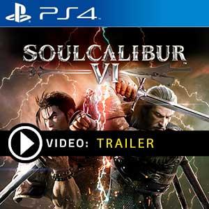 Acheter Soulcalibur 6 Ps4 Code Comparateur Prix