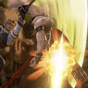 Soulcalibur Combats dynamiques