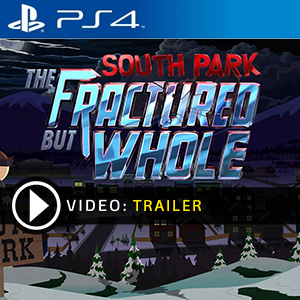 South Park The Fractured But Whole PS4 en boîte ou à télécharger