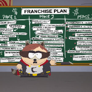 South Park The Fractured But Whole Gameplay