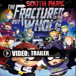 Acheter South Park The Fractured But Whole Clé Cd Comparateur Prix