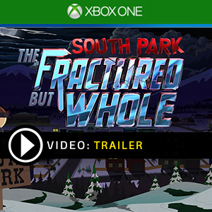 South Park The Fractured But Whole Xbox One en boîte ou à télécharger