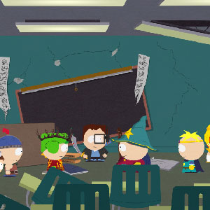 South Park the Stick of Truth Création Personnage